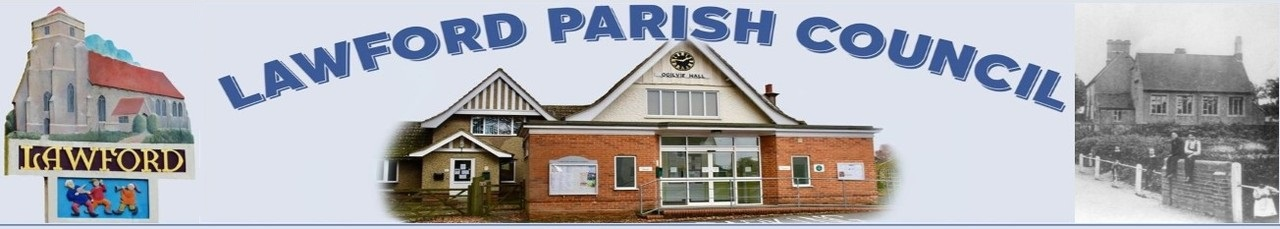 Lawford Parish Council logo